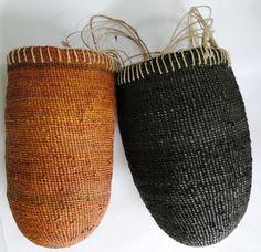 Aboriginal craft, dilly bags - Aboriginal Art Fair, Darwin, Australia 2014