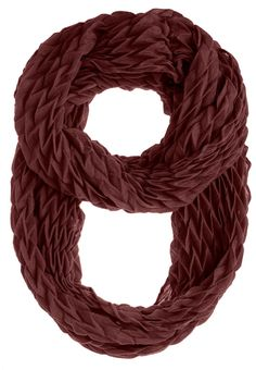 Pleated Infinity Scarf Scarves Cato Fashions. I have this one in classic black!