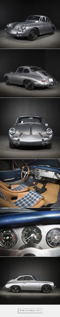 1965 Porsche 356 Outlaw - created via https://pinthemall.net