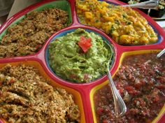 Raw food Mexican Style.. I want to try this so bad! I LOVE Mexican food, so this should be good.