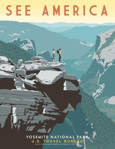 Yosemite National Park Steve Thomas