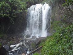 Cachoeira da Barrinha (ou Monte Sião)