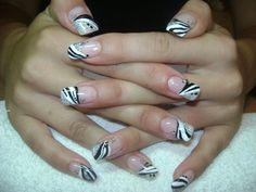 Acrylic Nail Art Designs 2013