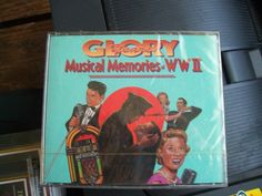 glory musical memories of ww ll cd | GLORY YEARS -- Musical Memories of WWII -- 3 CD SET ...