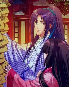 Shall we date?:Destiny ninja (yoshitsune) my whole heart