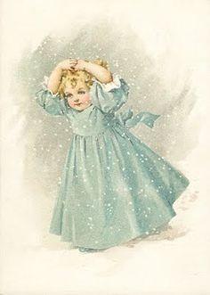 vintage Christmas...this reminds me of my Grandma's