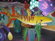 Beach study - life-size hallway paper JAMES GRASHOW - Aquarium