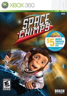 Space Chimps - Xbox 360 by Brash Entertainment - template icon Latest Video Games, Video Game Collection, Amazon Video, Xbox Games, Pc Games, Xbox 360, Deadpool Videos, Nintendo Wii, Entertaining