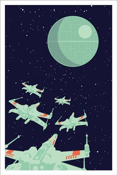 "And yet more Star Wars ""art""..."