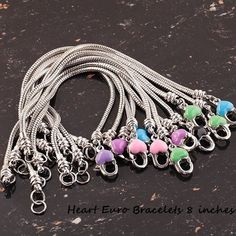 Starts at $5 Tophatter Euro Bracelet Supplies February 16, 10pm EST Featured auction. Make sure you attend this one, we have some great deals on awesome items.