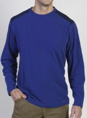 Find the perfect fall layer with the Meridius Fleece Crew. The recycled ...