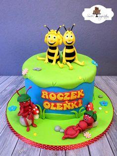 Maya the Bee Cake - Cake by Urszula Landowska