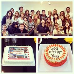 So many reasons to celebrate today at TZR HQ…we love our team!