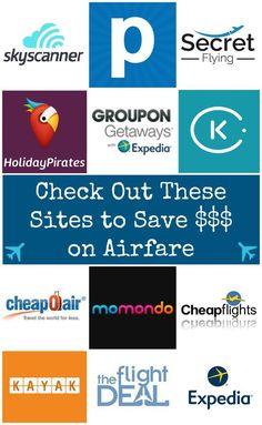 cheap flight sites