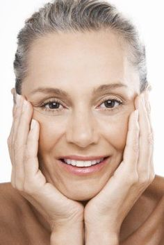 How can you maintain your natural beauty as you enter middle age? Here are some natural beauty secrets for women in their 50s.