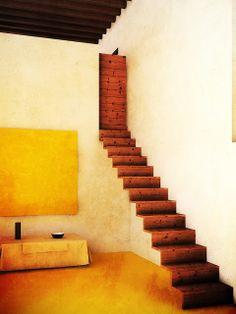 Luis Barragan House Interior