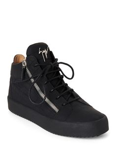 innovative design 165b5 bddc2 Black May London Sombry High Top Sneakers