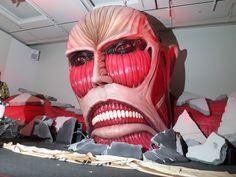 画像: 4/45【「進撃の巨人展」リアル巨人や恐怖シアターなど体験型展示スタート】