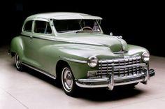 1948 Dodge D-24 Deluxe