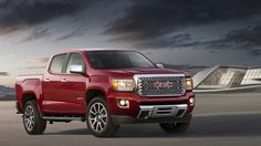 2018 GMC Canyon Redesign and Powertrain Upgrade