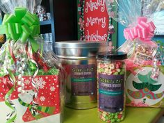 Gifts galore by Groovy Pop Gourmet Popcorn