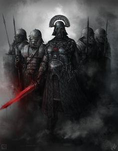 Emperor's Champion Lord Vader / 진우 박