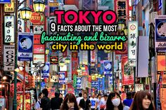 Tokyo - 9 facts about the most fascinating and bizarre city in the world. Photo taken in Kabukicho, Japan 2013 © Sabrina Iovino | JustOneWayTicket.com