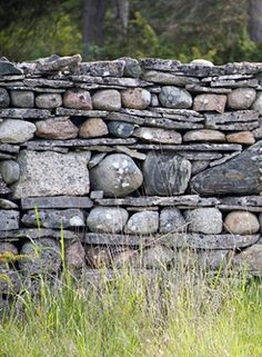 Magnificent stone wall on Fårö, Gotland, Sweden | A Journey Through #Medieval Life #www.octavia.net