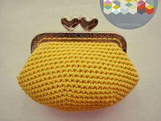 hamoraima: Monederos de crochet