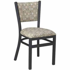 Steel Vinyl Chair Chairs That Make Into A Single Bed 28 Best Restaurant Metal Images Dining Santos Ladder Back With Padded Seat Availability Build To Order