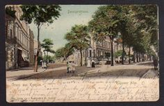 86879 AK Koszalin Köslin Danzigerstrasse Rogzower Allee 1903