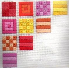 Ah, needlepoint.  I used to needlepoint a lot.  So many crafts, so little time!