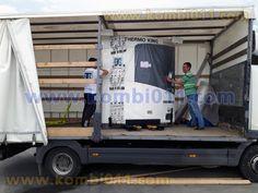 Špedicija i kamionski prevoz ocarinjenog uređaja #spedicija #špedicija #spedicijabeograd #transportrobe #transport #truck #trucks #kamionskiprevoz #kamion #prevoz #prevozrobe #beograd