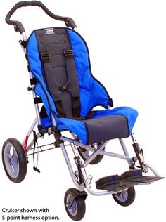 The Convaid Cruiser is the leading special needs stroller offering a compact-folding positioning systems. Its lightweight portability and solid durability make it the most convenient wheelchair for busy parents and children - eSpecial Needs