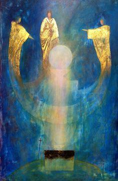 jaro halmo Holy Trinity- Святая троица