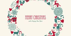 12月に入りクリスマスまでもうすぐということで、まだまだこれから素敵なものが出てくるとは思いますが、クリスマスデザイン制作時に役立ちそうな素材を少し古めから最近のものまで一気にまとめました。去年もこの時期にフリー素材やインスピレーションもらうためのデザインなどいろいろと探したりした気がするので、そういった手間を省きたいのも兼ねてます。数が数なのでサムネイルが小さめですが、ベクターやパターン・アイコンなど全170種類(セット)です。