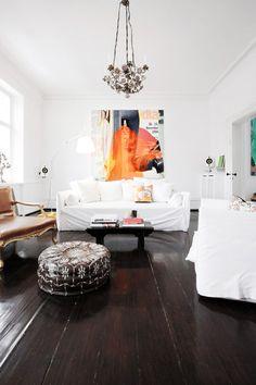 art in homes • Frederikke Heiberg