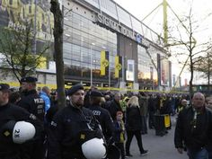 Asian Defence News Channel: Dortmund Bus Explosion: Police Say Blasts Were 'Ta...