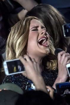 Adele performs at Arena di Verona on May 2016 in Verona, Italy Adele Music, Adele Concert, Recital, I Miss Her, Love Her, Adele Love, Adele 25, Adele Photos, Adele Adkins