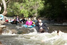 Boulder Colorado Rafting  To Work Day. .😀