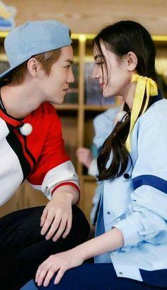 Dilraba & Lu Han