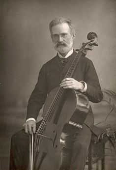 """Carlo Alfredo Piatti (1822 – 1901) was an Italian cellist and renowned teacher.  No one doubted the young virtuoso's skill on the instrument, but he did not draw large crowds. Forced to sell his cello to cover medical costs, he was presented with a superb new instrument by Lizst. Piatti went on to become one of the most celebrated cellists of his day. Eventually played a Stradivarius which now is named after him """"Piatti"""" and is owned by the Mexican cellist Carlos Prieto."""