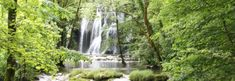 Un air de Thaïlande dans le Jura aux Cascades de Tufs des Planches-près-Arbois | Jura, France | #JuraTourisme