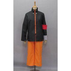 Naruto Movie Uzumaki Naruto Cosplay Costumes