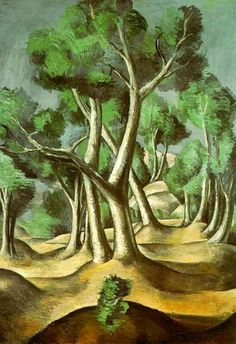 André Derain was a French artist, painter, sculptor and co-founder of Fauvism with Henri Matisse