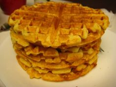 Corn Meal Waffles | thesupperclubproject