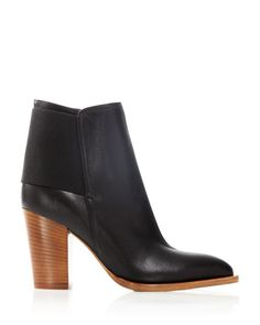 Vince Ellen High Heel Booties - 100% Bloomingdale's Exclusive