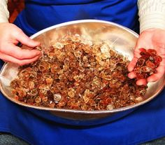 A peak inside the bowl. This bowl of raw Oregon Sunstone crystals is awaiting sorting. Sorting, Oregon, Rocks, Gemstones, Crystals, Gems, Jewels, Crystal, Stone