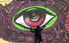 The Street Art Project India - Pune & Varanasi Chapter by Harshvardhan Kadam, via Behance