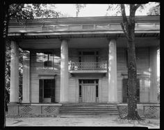 Hill Plantation House. Wilkes Co. Ga. Last documented in 1944. When and what was the demise is a mystery.......